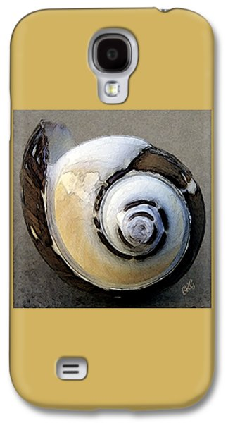 Nautical Galaxy S4 Cases - Seashells Spectacular No 3 Galaxy S4 Case by Ben and Raisa Gertsberg