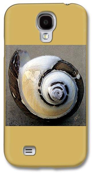 Fine Art Photography Galaxy S4 Cases - Seashells Spectacular No 3 Galaxy S4 Case by Ben and Raisa Gertsberg