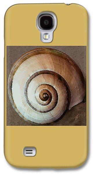 Seashell Digital Art Galaxy S4 Cases - Seashells Spectacular No 34 Galaxy S4 Case by Ben and Raisa Gertsberg