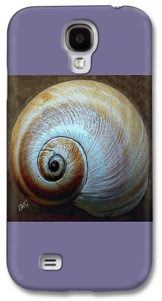 Seashells Spectacular No 36 Galaxy S4 Case by Ben and Raisa Gertsberg