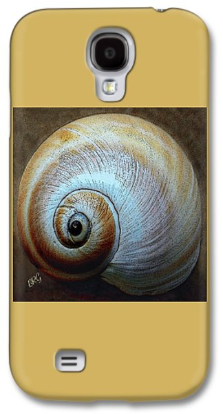 Nautical Galaxy S4 Cases - Seashells Spectacular No 36 Galaxy S4 Case by Ben and Raisa Gertsberg