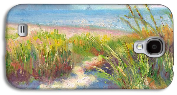 Seaside Galaxy S4 Cases - Seaside Afternoon Galaxy S4 Case by Talya Johnson
