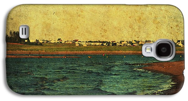 Carter House Galaxy S4 Cases - Seaside Beach Photograph Coastal Decor Galaxy S4 Case by Laura  Carter