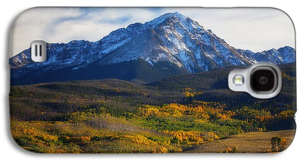 Autumn Landscape Photographs Galaxy S4 Cases - Seasons Change Galaxy S4 Case by Darren  White