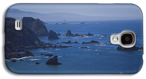 Ocean Of Emptiness Galaxy S4 Cases - Seastacks Galaxy S4 Case by Chris Selby
