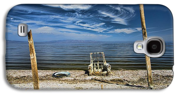 Keith Ducker Galaxy S4 Cases - Seat by the Sea  Galaxy S4 Case by Keith Ducker