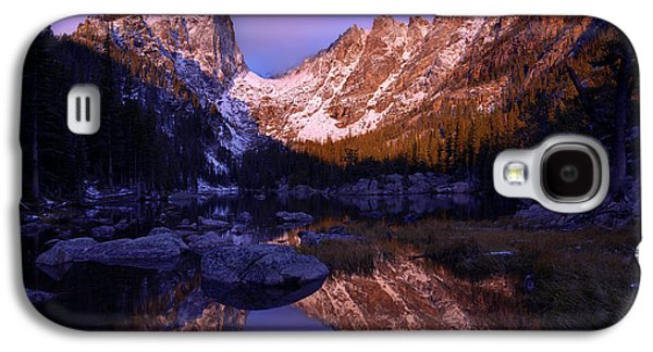 Pine Tree Galaxy S4 Cases - Second Light Galaxy S4 Case by Chad Dutson