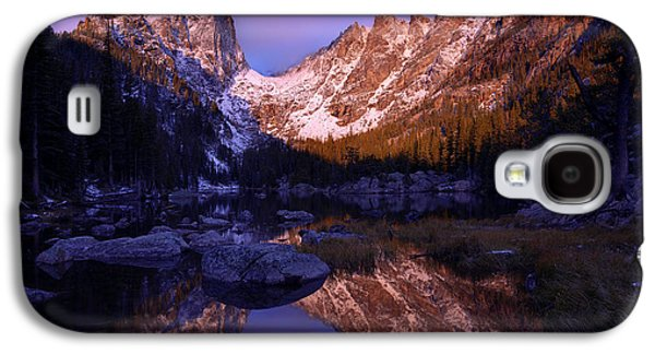 Surreal Landscape Galaxy S4 Cases - Second Light Galaxy S4 Case by Chad Dutson