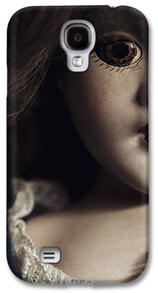 Creepy Galaxy S4 Cases - Secrets Galaxy S4 Case by Amy Weiss