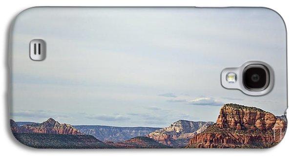 Gordon Photographs Galaxy S4 Cases - Sedona Arizona Panorama I Galaxy S4 Case by Dave Gordon