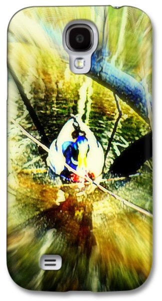 Component Photographs Galaxy S4 Cases - See You In My Pond Galaxy S4 Case by Hilde Widerberg