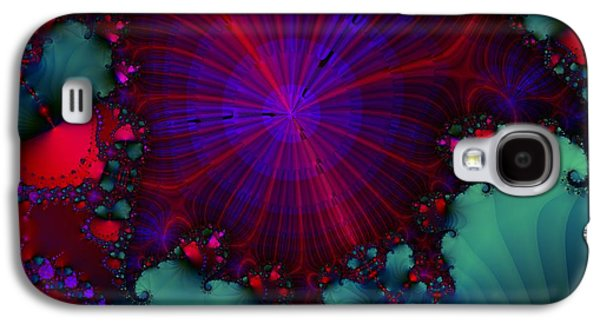 Abstract Forms Galaxy S4 Cases - Seeded Galaxy S4 Case by Solomon Barroa