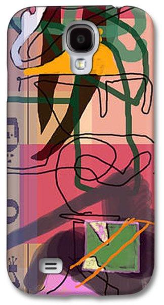 Inner Self Galaxy S4 Cases - segment 3 of 13 middos of Rachamim  Galaxy S4 Case by David Baruch Wolk