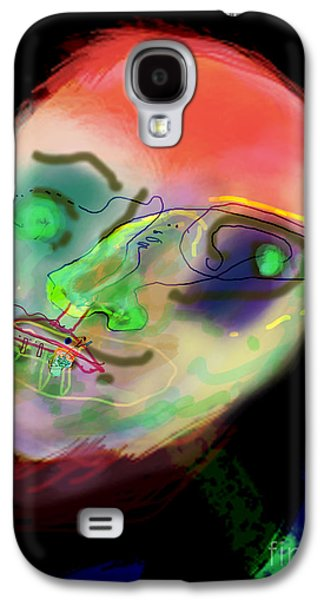 Inner Self Galaxy S4 Cases - Self Development 2 Galaxy S4 Case by David Baruch Wolk