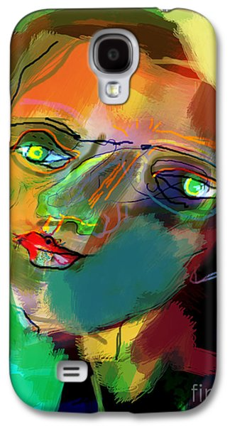 Inner Self Galaxy S4 Cases - Self Development 3 Galaxy S4 Case by David Baruch Wolk