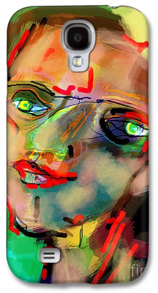 Inner Self Galaxy S4 Cases - Self Development 4 Galaxy S4 Case by David Baruch Wolk