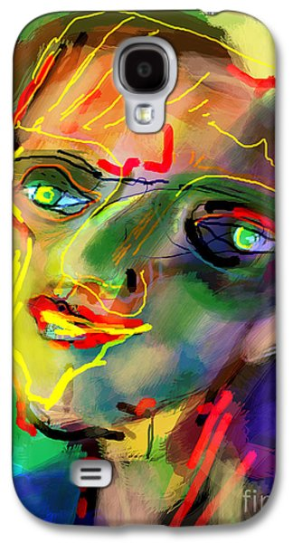 Inner Self Galaxy S4 Cases - Self Development 5 Galaxy S4 Case by David Baruch Wolk