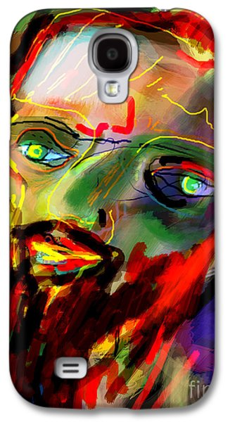 Inner Self Galaxy S4 Cases - Self Development 6 Galaxy S4 Case by David Baruch Wolk