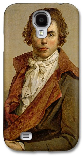 Neo Galaxy S4 Cases - Self Portrait, 1794 Oil On Canvas Galaxy S4 Case by Jacques Louis David