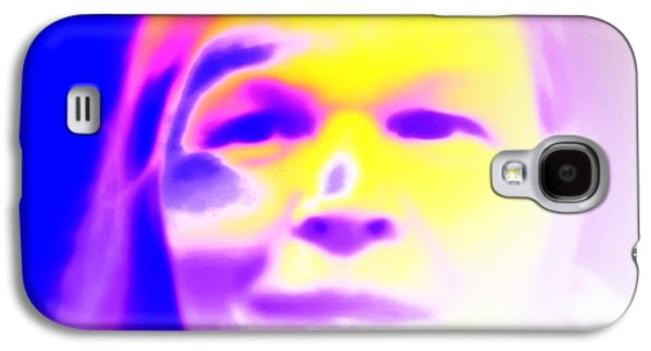 Implication Photographs Galaxy S4 Cases - Selfie Galaxy S4 Case by Hilde Widerberg