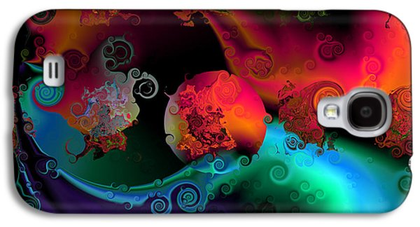 Seperation And Individuation Galaxy S4 Case by Claude McCoy