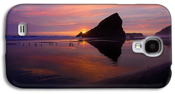 Ocean. Reflection Galaxy S4 Cases - Serenade Galaxy S4 Case by Chad Dutson