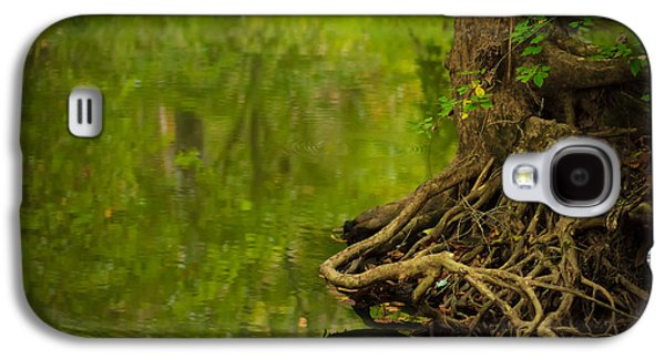 Serene Stream Galaxy S4 Case by Shane Holsclaw