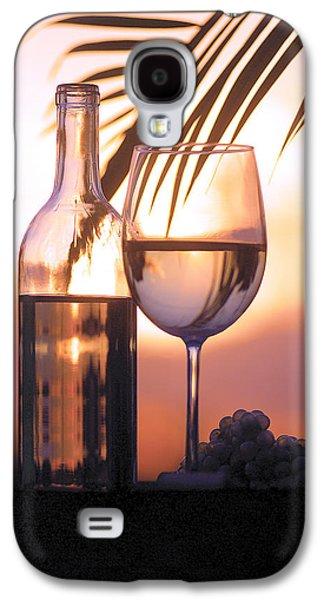 Vineyard In Napa Galaxy S4 Cases - Serenity Galaxy S4 Case by Jon Neidert