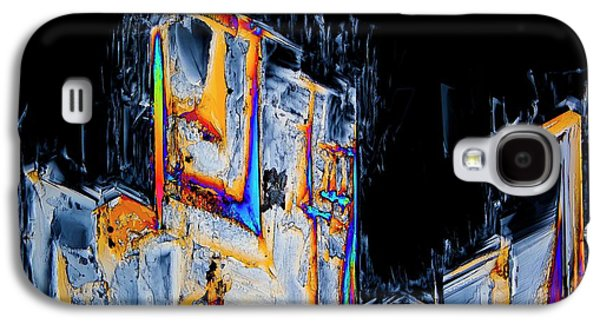Serine Amino Acid Galaxy S4 Case by Antonio Romero