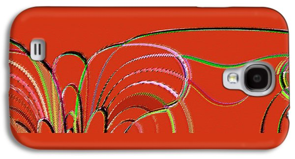 Serpentine Galaxy S4 Case by Ben and Raisa Gertsberg