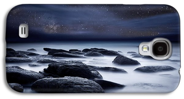 Waterscape Galaxy S4 Cases - Shadows of the Night Galaxy S4 Case by Jorge Maia