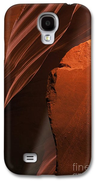 Sunbeams Galaxy S4 Cases - Shaft of Light Galaxy S4 Case by Mike  Dawson