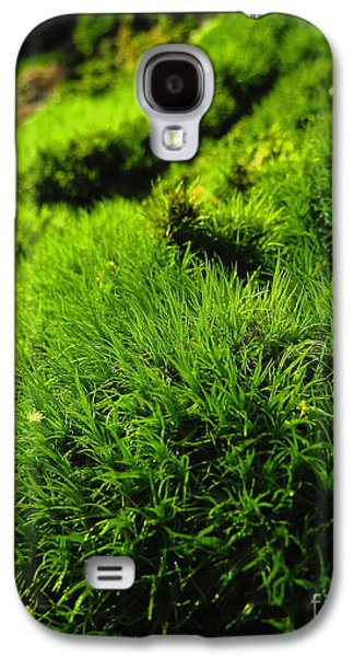 Randy Moss Galaxy S4 Cases - Shaggy Moss Galaxy S4 Case by Randy Jackson
