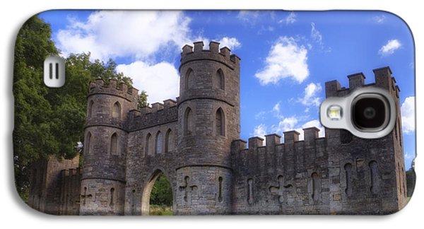 Somerset Galaxy S4 Cases - Sham Castle Galaxy S4 Case by Joana Kruse