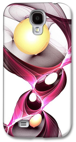 Series Galaxy S4 Cases - Shape-shifter Galaxy S4 Case by Anastasiya Malakhova