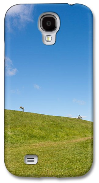 Right Side Galaxy S4 Cases - Shapes of Nature Part Three Galaxy S4 Case by Semmick Photo