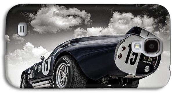Automotive Digital Galaxy S4 Cases - Shelby Daytona Galaxy S4 Case by Douglas Pittman