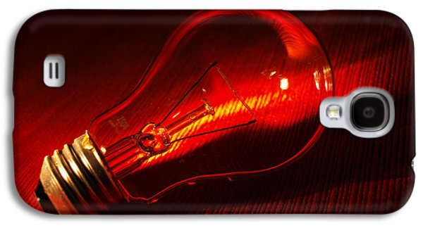 Abstracts Glass Galaxy S4 Cases - Shimmer Galaxy S4 Case by Tom Druin