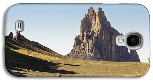 Shiprock 3 - North West New Mexico Galaxy S4 Case by Brian Harig
