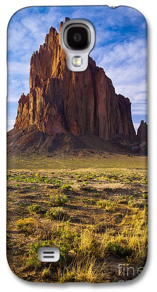 Civilization Galaxy S4 Cases - Shiprock Galaxy S4 Case by Inge Johnsson