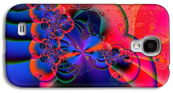 Abstract Forms Galaxy S4 Cases - Shock Absorber Galaxy S4 Case by Solomon Barroa