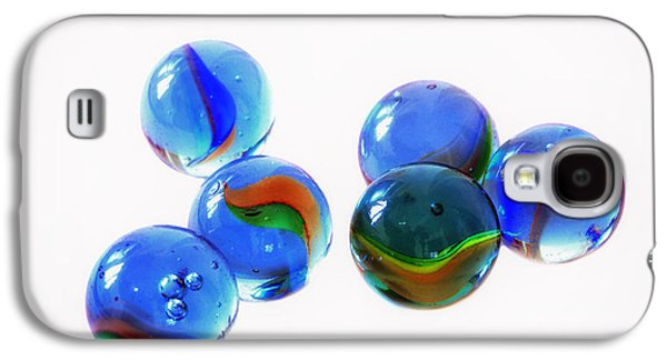 Marble Eye Galaxy S4 Cases - Shooters Galaxy S4 Case by Mountain Dreams