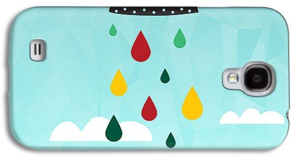 Shower  Galaxy S4 Case by Mark Ashkenazi