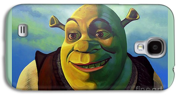 Shrek Galaxy S4 Case by Paul Meijering