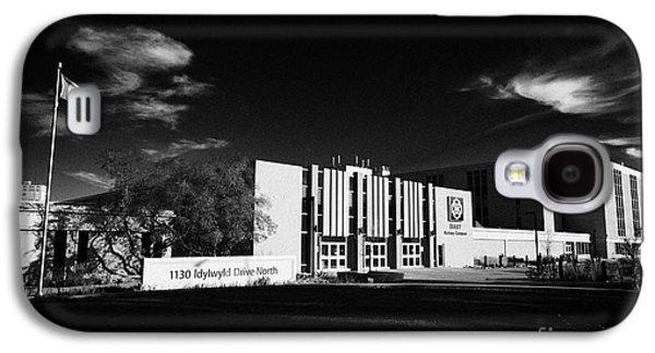 Sask Galaxy S4 Cases - siast Saskatchewan polytechnic kelsey campus saskatoon Canada Galaxy S4 Case by Joe Fox