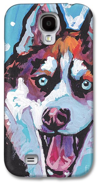 Husky Galaxy S4 Cases - Sibe by sibe Galaxy S4 Case by Lea