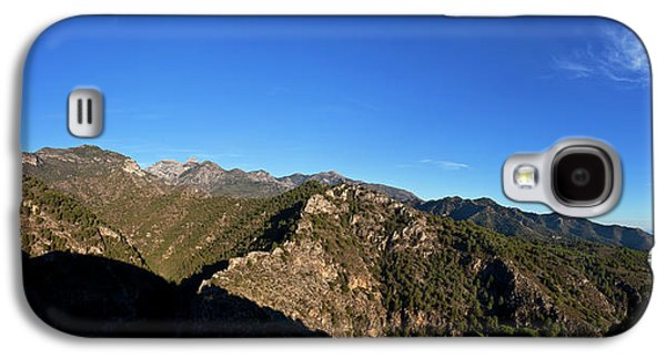 Sierra De Enmedia Mountains,north East Galaxy S4 Case by Panoramic Images