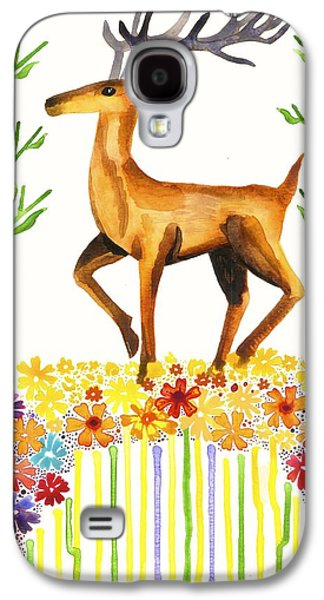 Signs Of Spring Galaxy S4 Case by Cat Athena Louise
