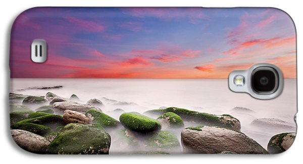Waterscape Galaxy S4 Cases - Silent calling Galaxy S4 Case by Jorge Maia