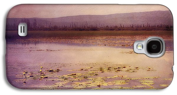 Waterscape Galaxy S4 Cases - Silent water  Galaxy S4 Case by Priska Wettstein